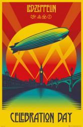 Led Zeppelin poster: Celebration Day (24x36)
