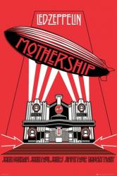 Led Zeppelin poster: Mothership (24'' X 36'' Poster)