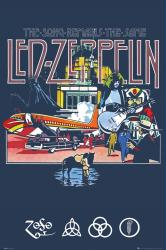 Led Zeppelin poster: The Song Remains the Same (24x36)