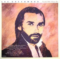 Lee Greenwood poster: Greatest Hits - Volume Two vintage LP/album flat