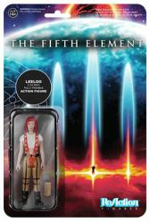 The Fifth Element: Leeloo ReAction action figure (Funko/2015)
