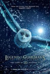 Legend of the Guardians: The Owls of Ga'Hoole movie poster (Advance)