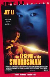 The Legend of the Swordsman movie poster [Jet Li] 26x40