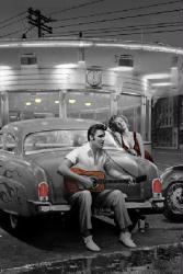 Legendary Crossroads poster [Elvis Presley, Marilyn Monroe] 24x36