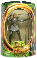 Lord of the Rings [Fellowship] Legolas action figure (Toy Biz/2001)