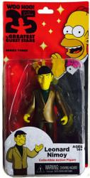 The Simpsons 25th Anniversary: Leonard Nimoy action figure (NECA/2014)