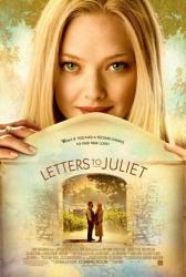 Letters to Juliet movie poster [Amanda Seyfried & Vanessa Redgrave]