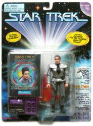 Star Trek: Lieutenant Jadzia Dax action figure (Playmates/1995)