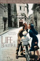 Life Is Beautiful movie poster [Roberto Benigni] 24x36