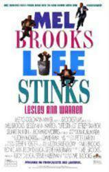 Life Stinks movie poster [Mel Brooks] 24x36 video version