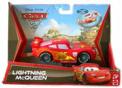 Cars 2 [Disney/Pixar] Lightning McQueen pull back & release vehicle