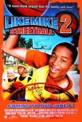 Like Mike 2: Streetball movie poster [Jascha Washington] 27x40