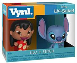 Lilo & Stitch: Lilo + Stitch Vynl figures set (Funko) Disney