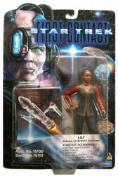 Star Trek First Contact: Lily action figure (Playmates/1996) NM