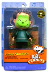 Peanuts: Linus Van Pelt as The Monster figure (Forever Fun/2010)