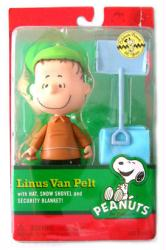 Peanuts [Christmas] Linus Van Pelt action figure (Forever Fun/2010)