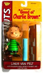 Peanuts Good Ol' Charlie Brown: Linus Van Pelt figure [Green/Lg Smile]