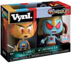 "Thundercats Classic: Lion-O + Mumm-ra 4.5"" Vynl figures (Funko)"