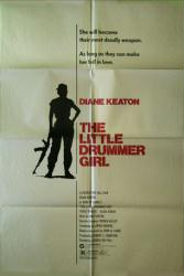 The Little Drummer Girl movie poster (1984) original 27 X 40 one-sheet