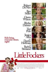 Little Fockers movie poster [Robert DeNiro, Ben Stiller & Owen Wilson]