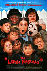 The Little Rascals movie poster (1994) original 27x40 one-sheet