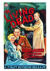 The Living Dead movie poster (1934) [Gerald du Maurier] 18 X 24
