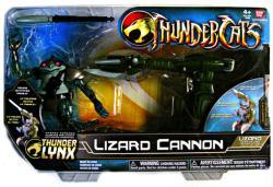 Thundercats: Lizard Cannon playset with Lizard figure (Bandai/2011)