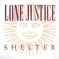 Lone Justice poster: Shelter vintage LP/Album flat