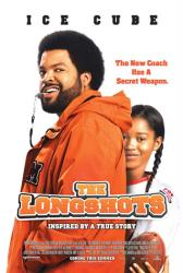 The Longshots movie poster [Ice Cube, Keke Palmer] 27x40