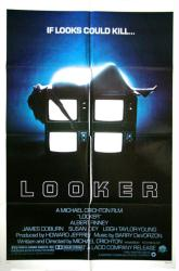 Looker movie poster (1981) original 27x41 one-sheet