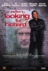 Looking for Richard movie poster [Al Pacino] video version