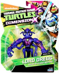 Teenage Mutant Ninja Turtles Dimension X: Lord Dregg action figure