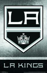 Los Angeles Kings poster: Logo (NHL) 22x34 [L.A. Kings]