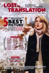 Lost In Translation movie poster [Scarlett Johansson] 27x40 original