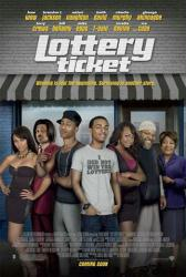 Lottery Ticket movie poster /Bow Wow/Ice Cube/Loretta Devine/Mike Epps