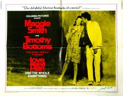 Love and Pain and the Whole Damn Thing poster [Timothy Bottoms] 28x22
