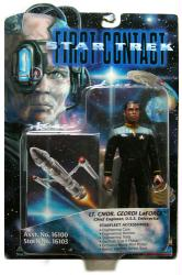 Star Trek First Contact: Lt. Cmdr. Geordi LaForge action figure