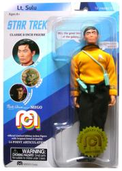 Star Trek: Lt. Sulu classic 8 inch action figure (MEGO/2018)