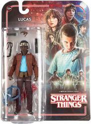 "Stranger Things: 6"" Lucas action figure (McFarlane Toys/2018)"