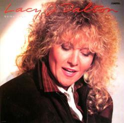 Lacy J. Dalton poster: Survivor vintage LP/album flat