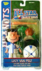 Peanuts You're An All-Star, Charlie Brown: Lucy Van Pelt action figure