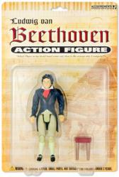 Ludwig van Beethoven action figure (Accoutrements/2004)