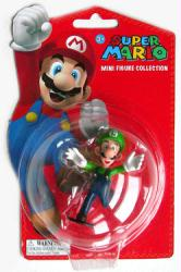 Super Mario Mini Figure Collection: Luigi figure (Goldie/2012)