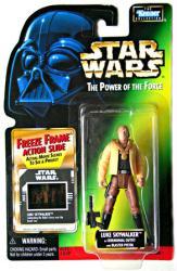 Star Wars POTF: Luke Skywalker Ceremonial Outfit figure (Kenner/1997)