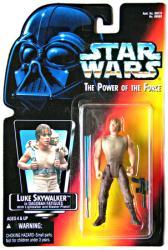 Star Wars POTF: Luke Skywalker Dagobah short saber figure (Kenner)