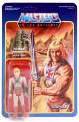 Masters of the Universe: He-Man ReAction figure (Super7/2018)