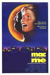 Mac and Me movie poster (1988) original 27x41 one-sheet