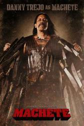 Machete movie poster [Danny Trejo] 24'' X 36''