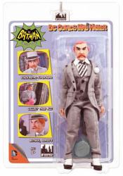 "Batman Classic 1966 TV Series 3: Mad Hatter 8"" retro action figure"