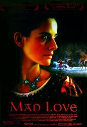 Mad Love movie poster (2001) Spanish film